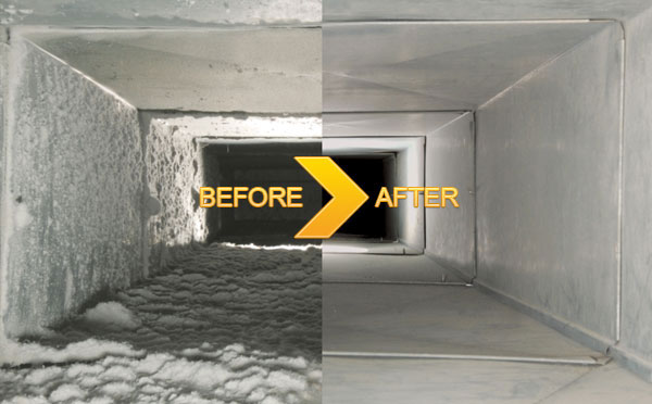 How Air Duct Cleaning Can Greatly Improve Your Home